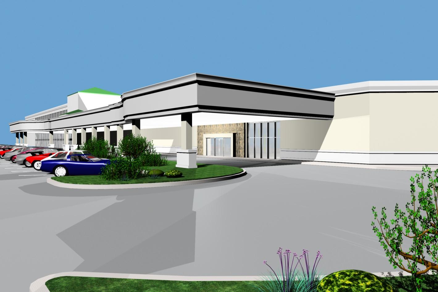 Max Living & Design-Consulting, Construction-Puerto Vallarta-HOLIDAY INN BANQUET HALL