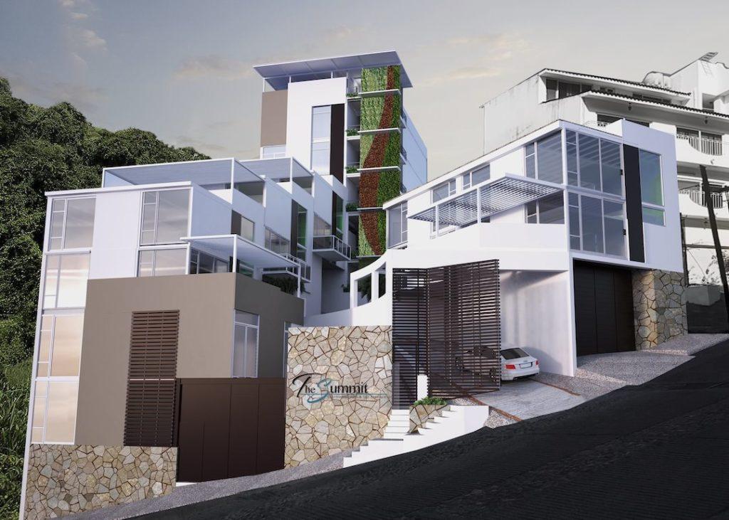 Max Living & Design-Consulting, Construction-Puerto Vallarta-Summit Eco Townhomes