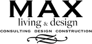 Max Living & Design Logo